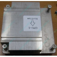 Радиатор CPU CX2WM для Dell PowerEdge C1100 CN-0CX2WM CPU Cooling Heatsink (Кратово)