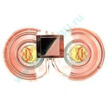 Кулер для видеокарты Thermaltake DuOrb CL-G0102 с тепловыми трубками (медный) - Кратово