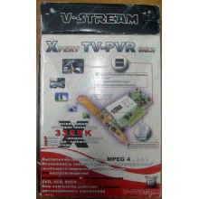 Внутренний TV-tuner Kworld Xpert TV-PVR 883 (V-Stream VS-LTV883RF) PCI (Кратово)