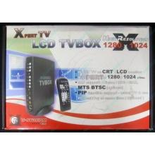 Внешний TV tuner KWorld V-Stream Xpert TV LCD TV BOX VS-TV1531R (Кратово)