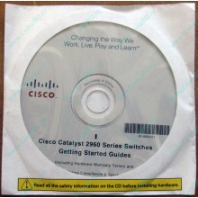85-5777-01 Cisco Catalyst 2960 Series Switches Getting Started Guides CD (80-9004-01) - Кратово
