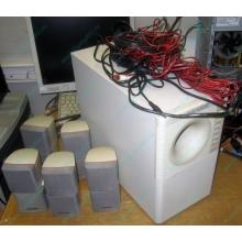 Компьютерная акустика Microlab 5.1 X4 (210 ватт) в Кратово, акустическая система для компьютера Microlab 5.1 X4 (Кратово)