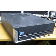 Лежачий четырехядерный компьютер Intel Core 2 Quad Q8400 (4x2.66GHz) /2Gb DDR3 /250Gb /ATX 250W Slim Desktop (Кратово)