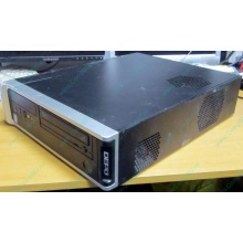 Компьютер Intel Core i3 2120 (2x3.3GHz HT) /4Gb DDR3 /250Gb /ATX 250W Slim Desktop (Кратово)