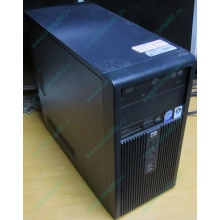 Компьютер Б/У HP Compaq dx7400 MT (Intel Core 2 Quad Q6600 (4x2.4GHz) /4Gb /250Gb /ATX 300W) - Кратово
