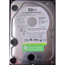 Б/У жёсткий диск 500Gb Western Digital WD5000AVVS (WD AV-GP 500 GB) 5400 rpm SATA (Кратово)