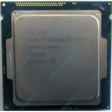 Процессор Intel Celeron G1820 (2x2.7GHz /L3 2048kb) SR1CN s.1150 (Кратово)