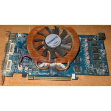 Глючная видеокарта 512Mb DDR3 nVidia GeForce 9800GT Gigabyte GV-N98TZL-512H PCI-E (Кратово)