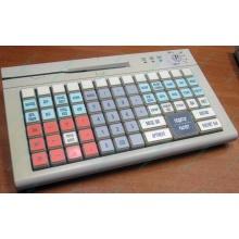 POS-клавиатура HENG YU S78A PS/2 белая (без кабеля!) - Кратово