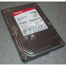 Дефектный жесткий диск 1Tb Toshiba HDWD110 P300 Rev ARA AA32/8J0 HDWD110UZSVA (Кратово)
