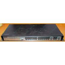 Б/У коммутатор D-link DES-3200-28 (24 port 100Mbit + 4 port 1Gbit + 4 port SFP) - Кратово