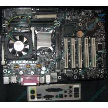 Материнская плата Intel D845PEBT2 (FireWire) с процессором Intel Pentium-4 2.4GHz s.478 и памятью 512Mb DDR1 Б/У (Кратово)