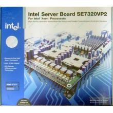 Материнская плата Intel Server Board SE7320VP2 socket 604 (Кратово)