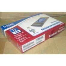 Wi-Fi адаптер D-Link AirPlusG DWL-G630 (PCMCIA) - Кратово